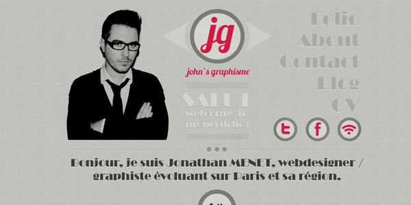 Johns graphisme Freelance sur Paris