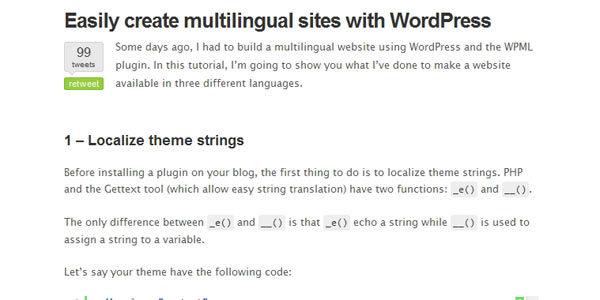 create-multilingual-sites-with-wordpress