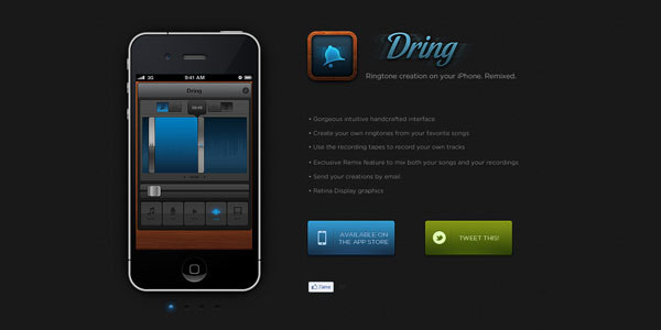 Dring for iPhone