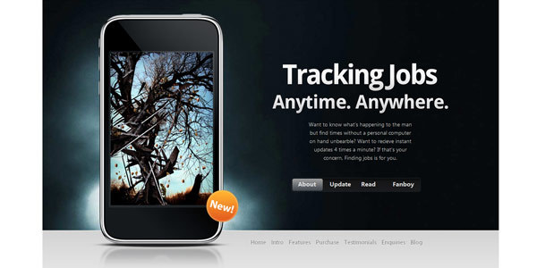 WordPress - Fone Deluxe - Premium WordPress template - ThemeForest