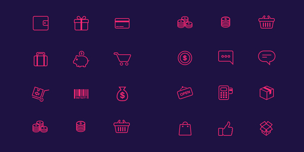 free-e-commerce-icons