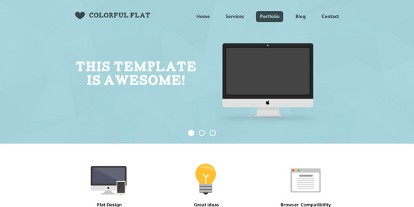 flat-one-page-website-template-free-layered-psd-file