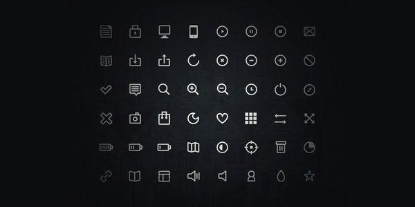 48 Free Icons - Get them
