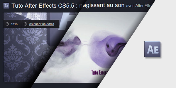 Tuto after Effects