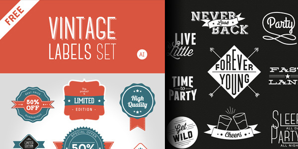 vintage-style-labels-pack