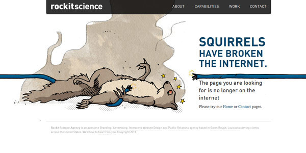 rockitscienceagency Nothing found for 404