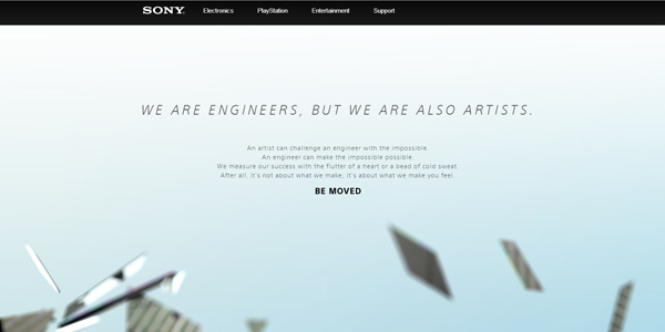 discover store sony
