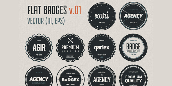 Flat-badges-v-01-ai-eps