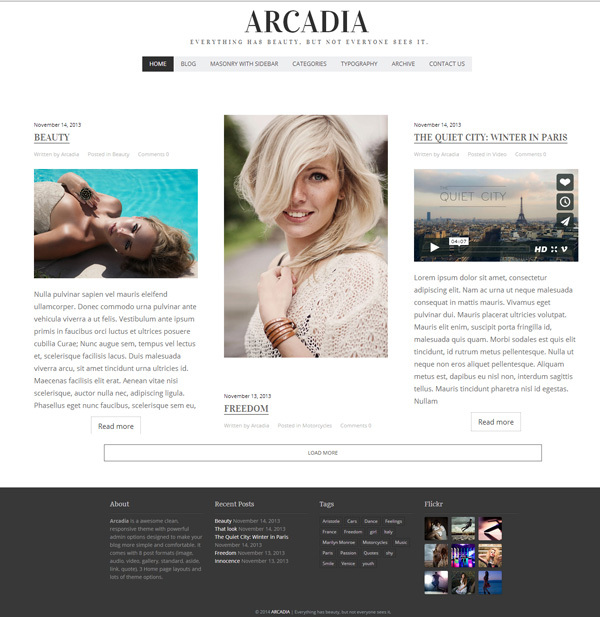 arcadia-responsive-wordpress-blog-theme