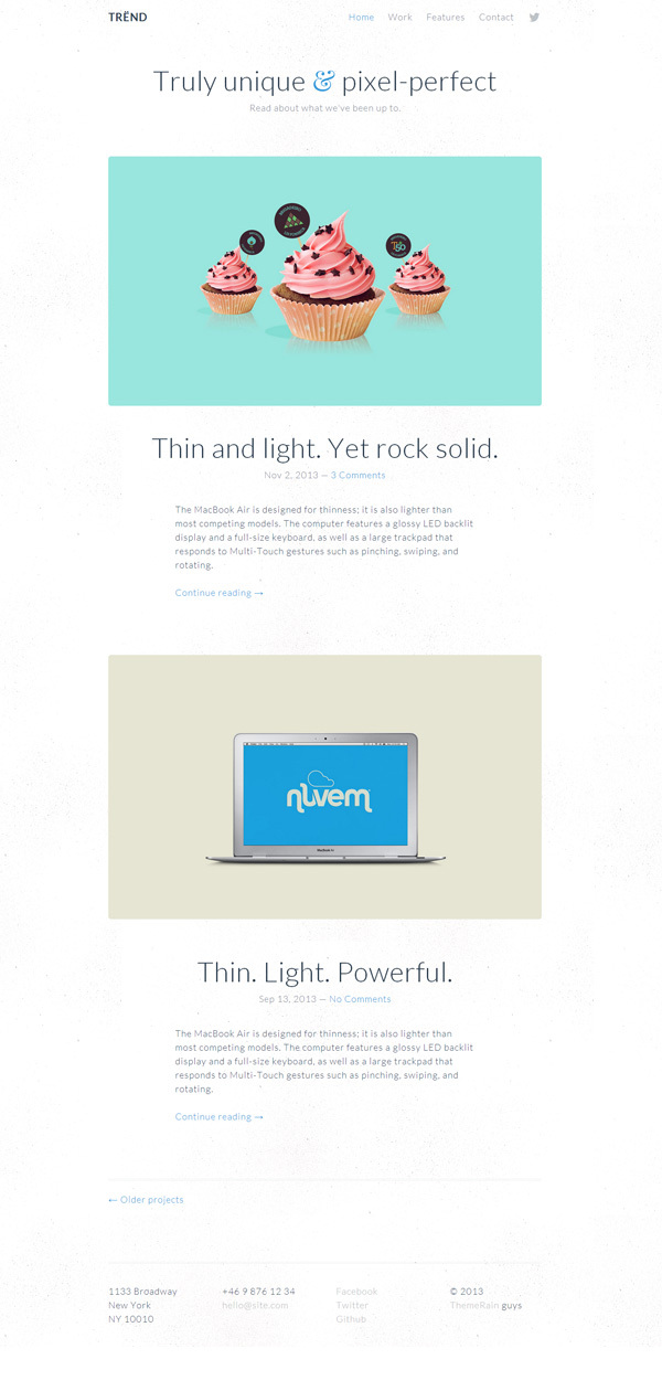 trend-responsive-wordpress-theme