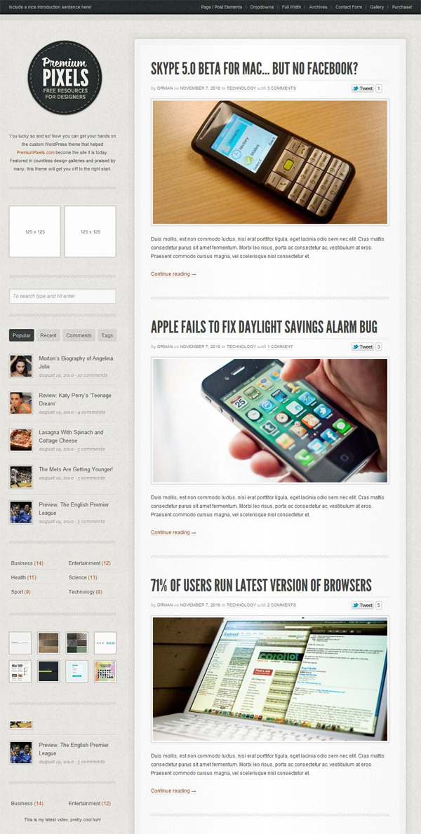 premium-pixels-fancy-pants-blog-magazine-theme