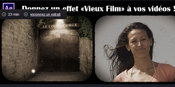 effet-vieux-film-after-effects