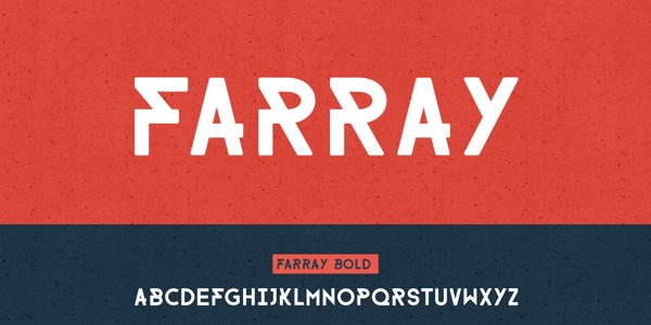 FARRAY-FONT-FREE-DOWNLOAD