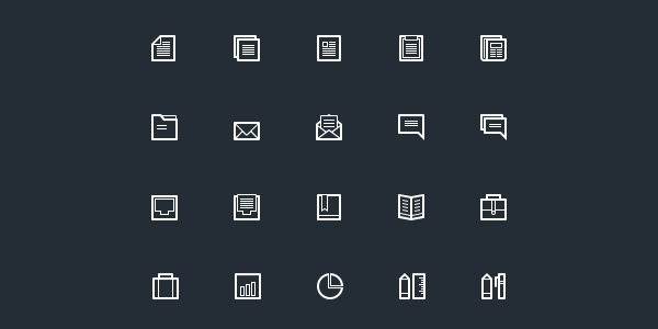 free-lineart-icons