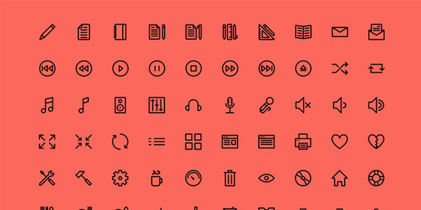 150-free-outlined-icons-psd-ai-svg-webfont