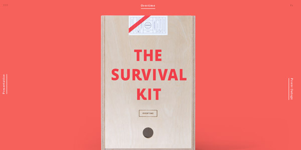 agency survival kits