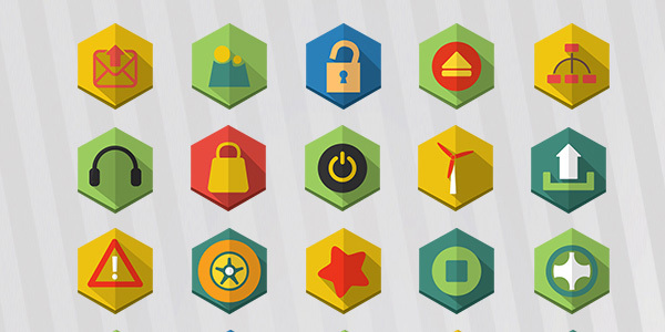 200-free-long-shadow-polygon-icons-limited-time