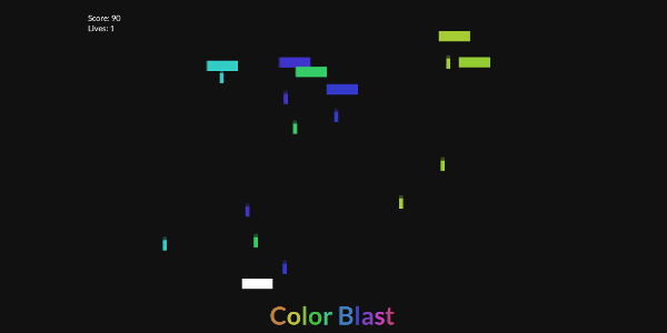 jeux color blast