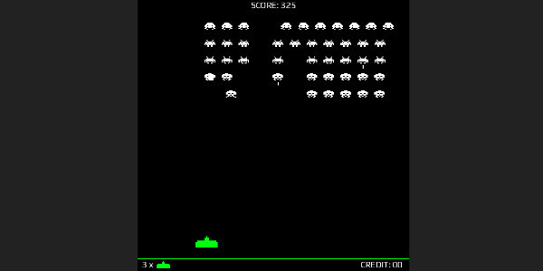 jeu space invader