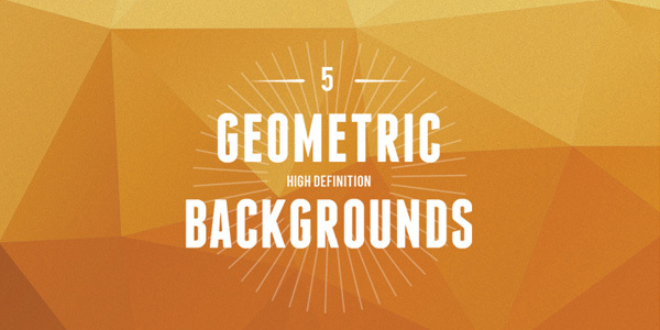 5-geometric-backgrounds