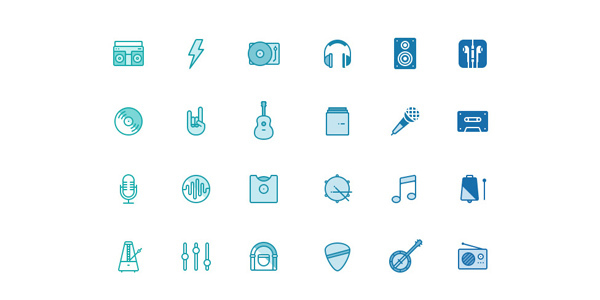 musicons-free-psd-music-icons