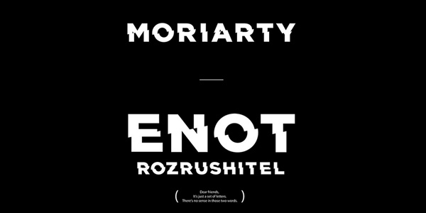 Moriarty-free-font