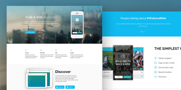 freebie-walk-ride-one-page-website-template