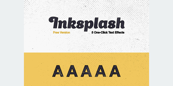 inksplash-free-text-effects