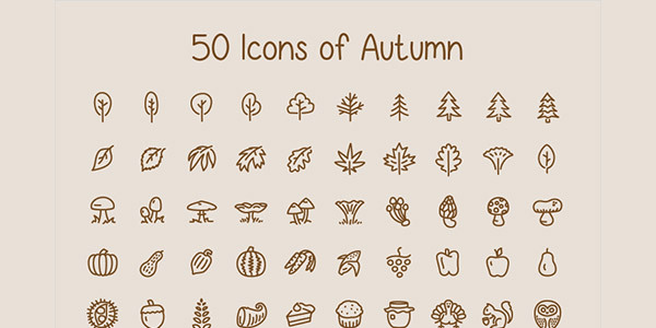 freebie-50-icons-of-autumn