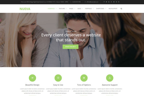 nueva-responsive-multipurpose-wordpress-theme