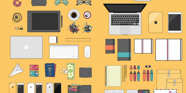 free-download-59-flat-style-illustrations