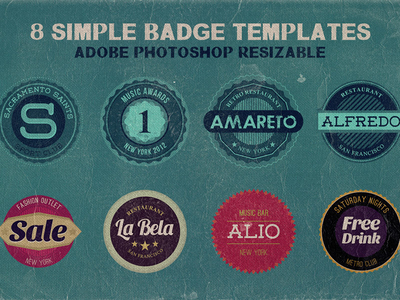 FREE-Simple-Badge-Templates