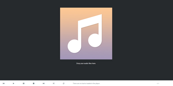 html5-music-player