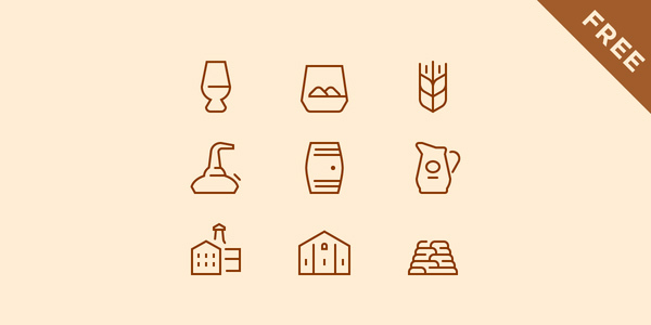 Whisky-Break-Free-Icons