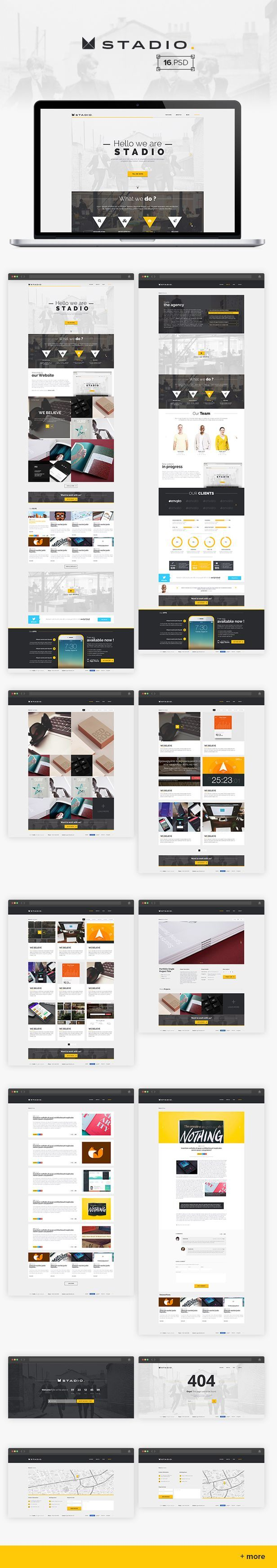 Stadio-Multipurpose-Creative-Template