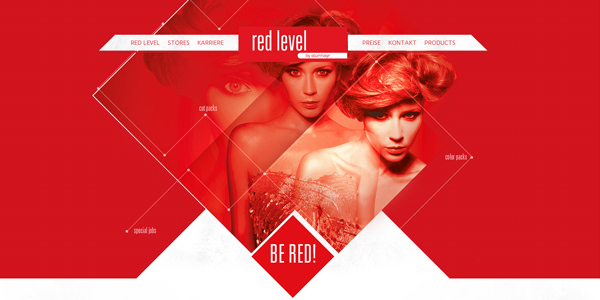 red-level