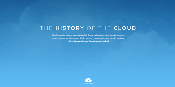 history-of-the-cloud