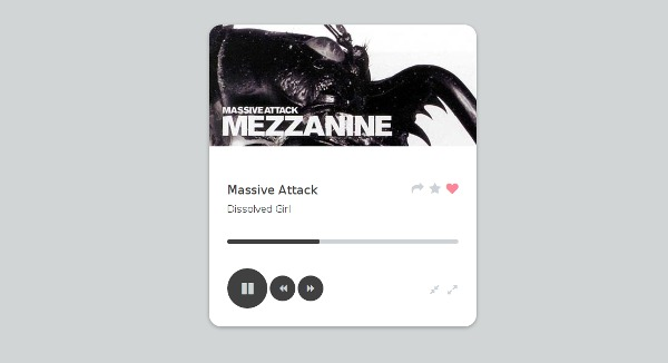 music player mezzanine