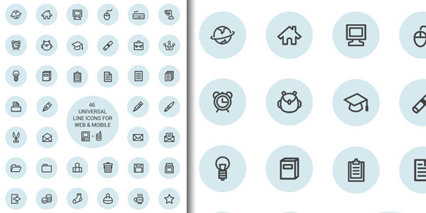 freebie-universal-line-icon-set-for-web-and-mobile-46-icons