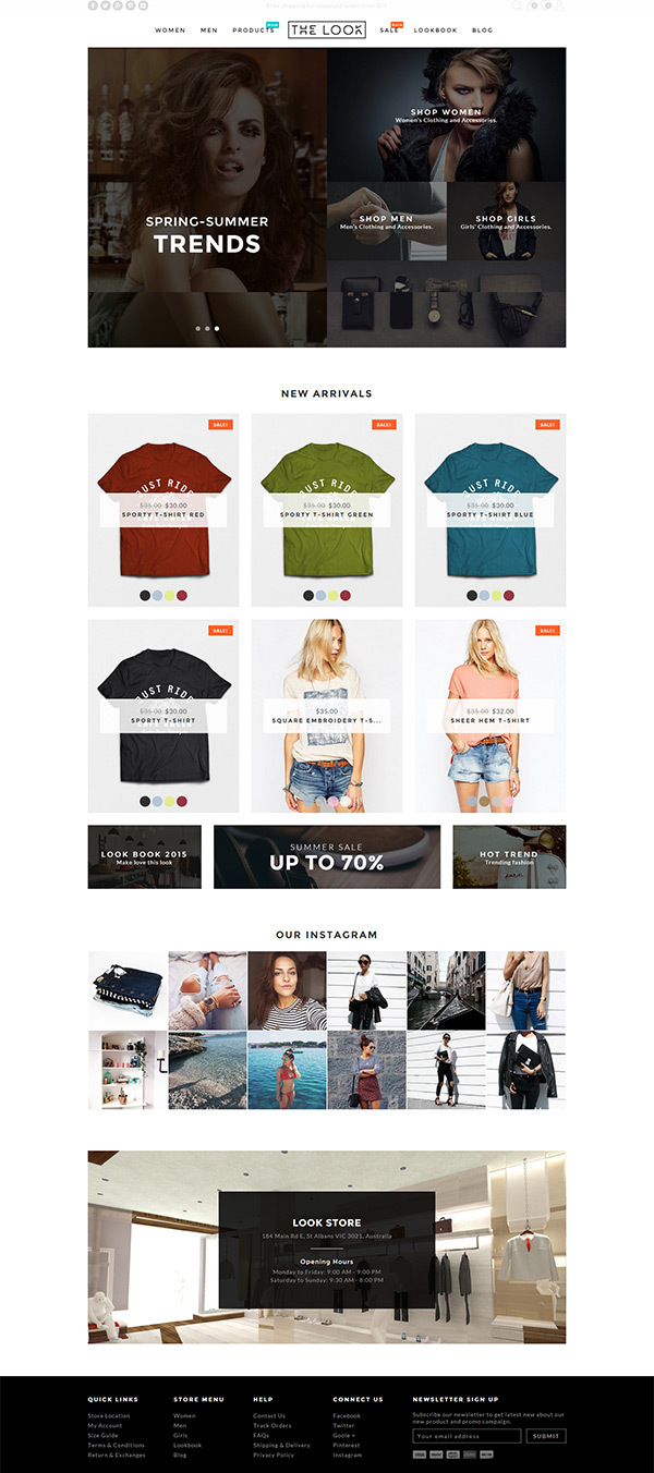 the-look-clean-responsive-woocommerce
