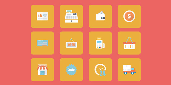 colored-shopping-icons-vector-ai