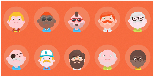 material-design-avatars