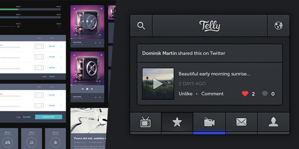 11-dark-ui-concepts-psd-for-your-design