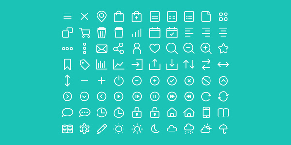 FREE-Vector-Line-Icon-Set