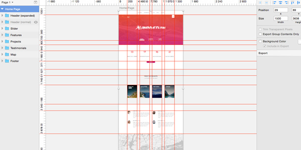 how-to-design-a-web-template-in-sketch-app