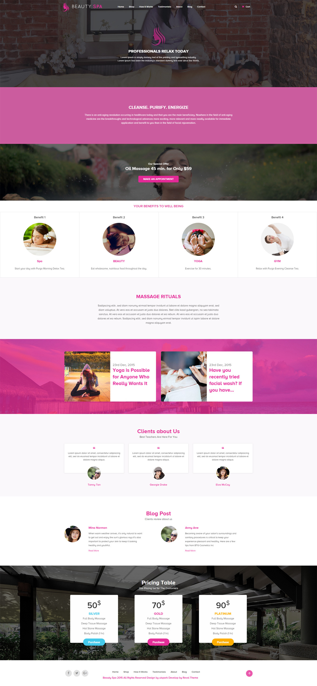 spa-html-template