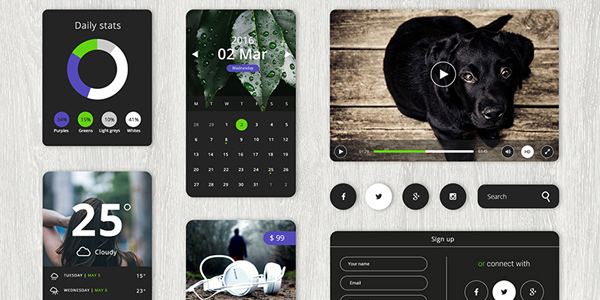 free-ui-starter-kit-3-themes-by-hila-yonatan