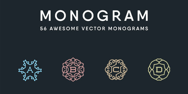 56-awesome-vector-monograms