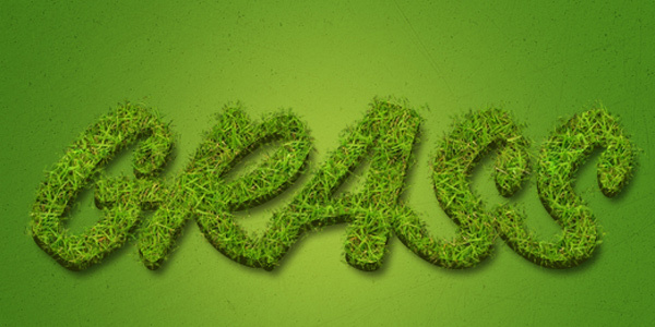 grass-text-effect-action-psd-atn