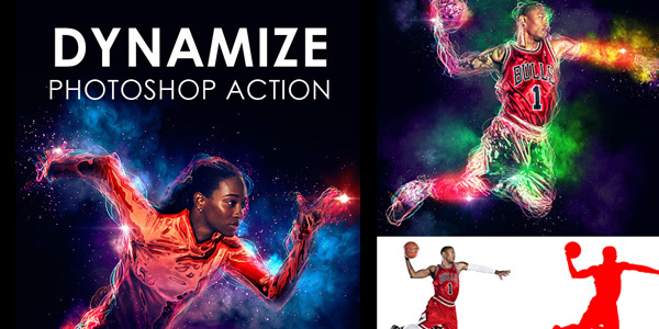 dynamize-photoshop-action